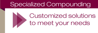 Specialized Compounding | Customized solutions to meet your needs